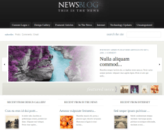 Home Page of eNews