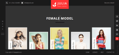 Julia – Female models