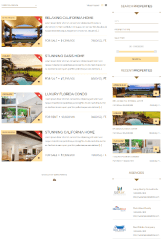Luxor – Properties page