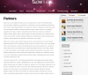 Partner Page of Glow