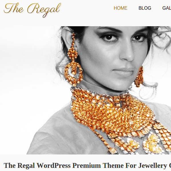 REGAL - PICTURES FRAME RESPONSIVE WORDPRESS THEME