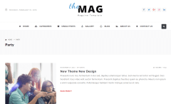 Full Width Page of TheMag
