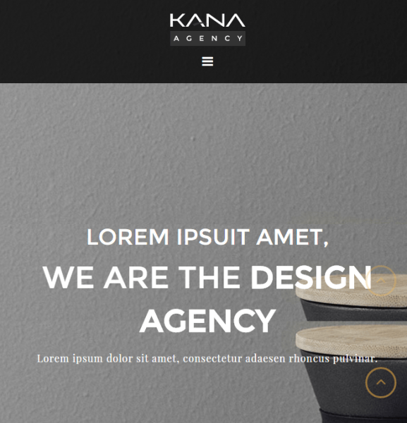 Kana – WordPress theme for agencies
