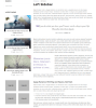 Uniqmag - page with left sidebar