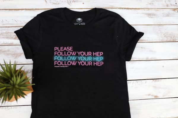 Therapy Shirt- Please Follow Your Home Exercise Program
