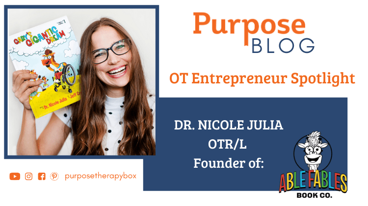 Dr. Nicole Julia Interview