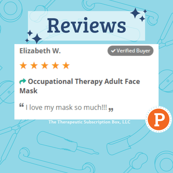 Occupational Therapy Face Mask