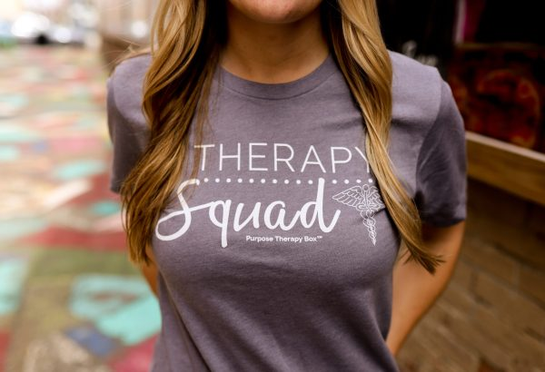 Therapy Gifts, T-shirt therapy squad