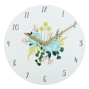 Botanical Clock