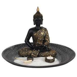 40cm Buddha Zen Garden