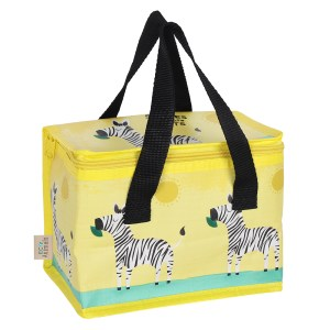 Ziggy Zebra Lunch Bag