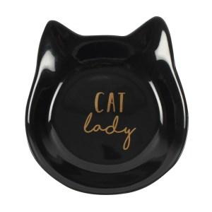 Cat Lady Jewellery Dish
