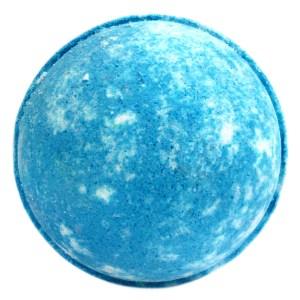 Angel Delight Bath Bomb - Blue & White