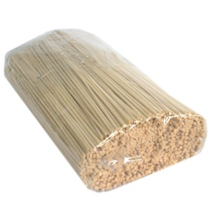 Natural Reed Diffuser Sticks -25cm x 3mm - 500gms