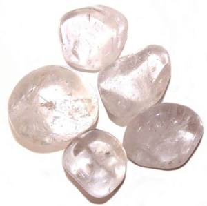 Tumble Stones - Ice Quartz