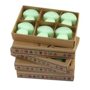 Box of 6  Wax Melts - Liquorice