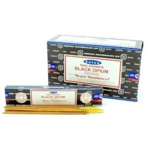 Satya Incense Sticks 15g - Black Opium