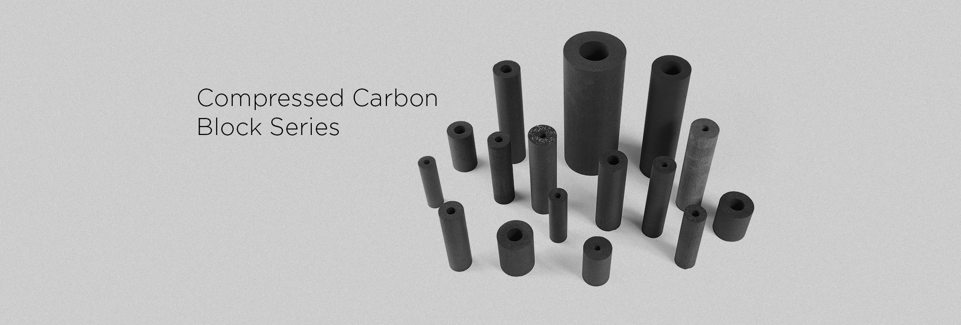 Compressed Carbon Block