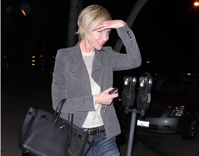 Portia De Rossi Rocks A Short New 'do With Her Hermes