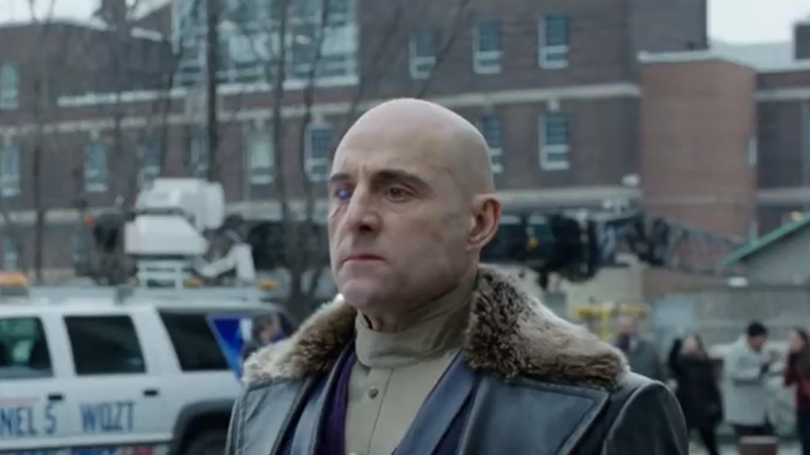 Image result for shazam mark strong