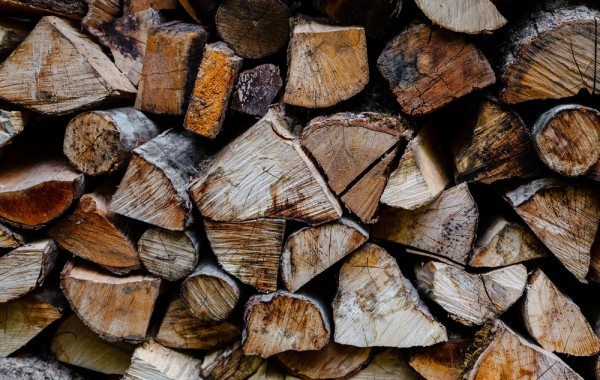 Large Firewood Fuel