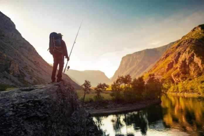 Best Backpacking Fishing Pole