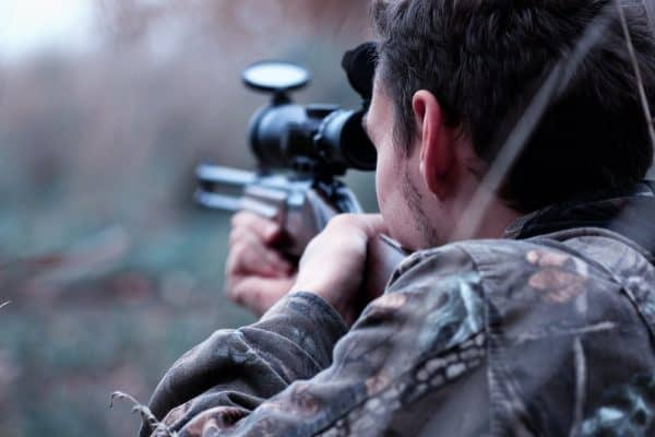 Hunting With a Rifle