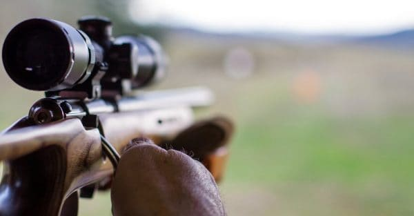 30-06 Rifle Scope