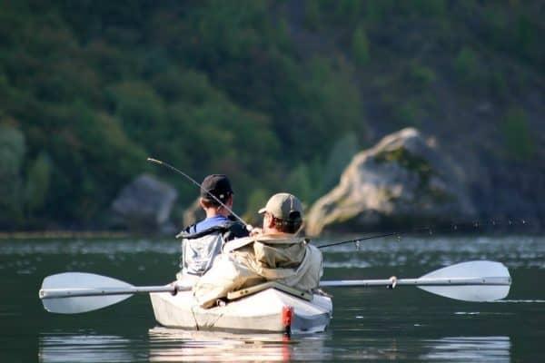 Kayak Vs Canoe Paddling