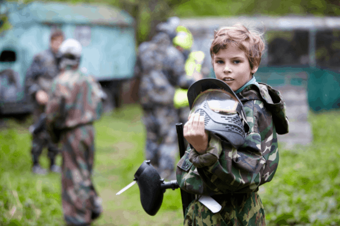 Paintball Guns for Kids