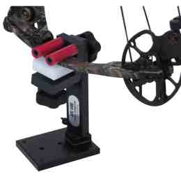 Compound bow maintenance vise