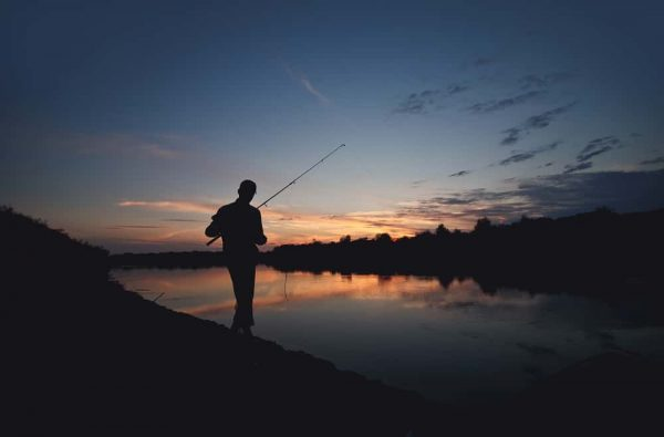 How to Fish for Trout at Night