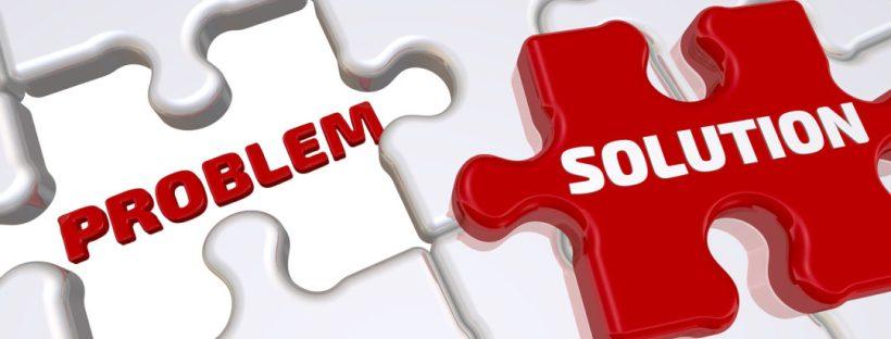 Problem jigsaw puzzle