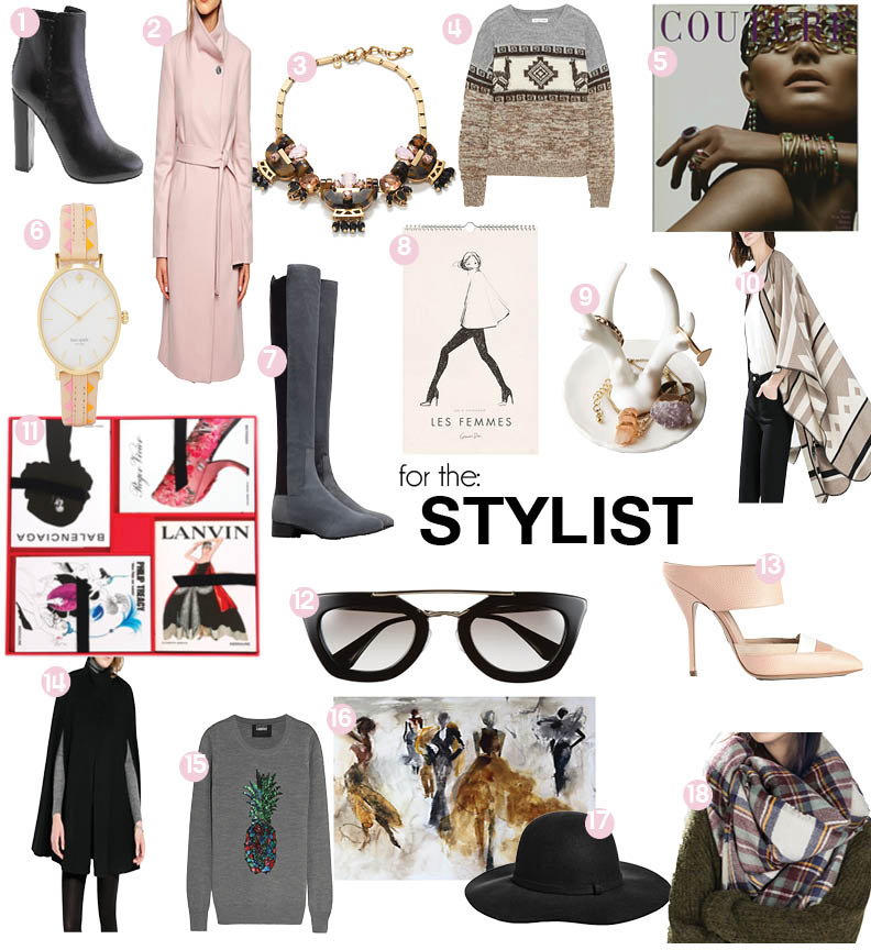 Pursuit of Daydreams Stylist Gift Guide