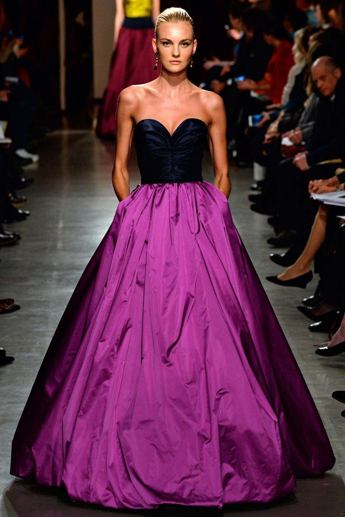 Peter Copping at Oscar de la Renta