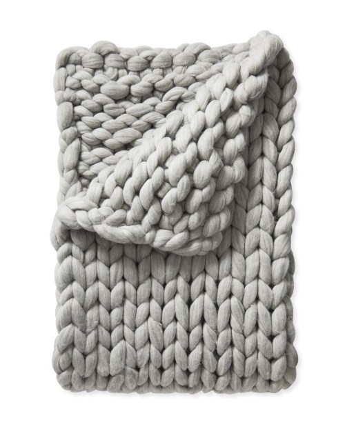 Henley Wool Throw