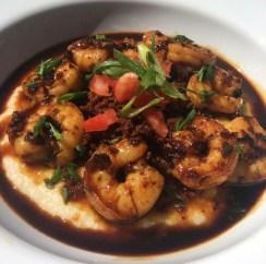 BBQ Shrimp & Grits