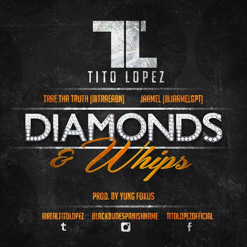 Tito Lopez Diamonds and whips