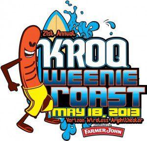 KROQ Weenie Roast 2013