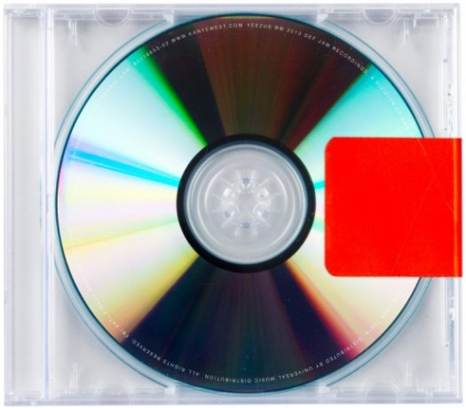 Kanye West Yeezus Official Artwork