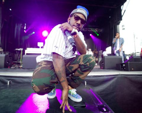 Chuck Inglish Sir Michael Rocks Swervin'