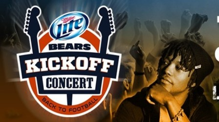 Lupe Fiasco Miller Lite Bears Kickoff Concert
