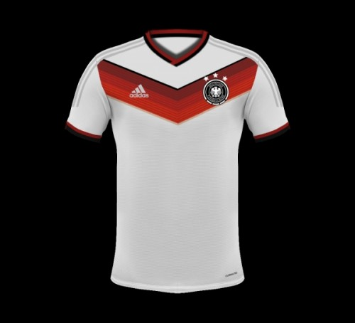 Germany World Cup 2014 Kit