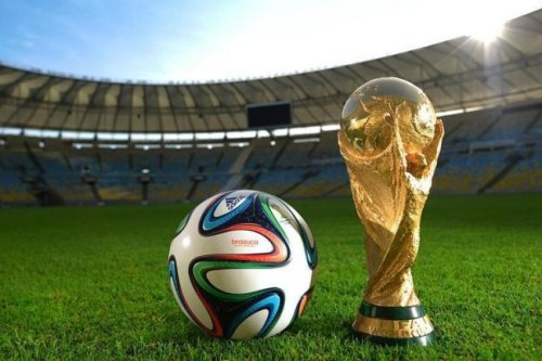 World Cup 2014 Ball - Brazuca