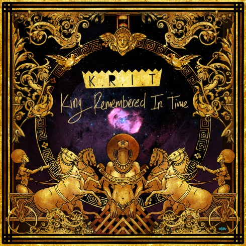 Big K.R.I.T.-King Remembered In Time Artwork