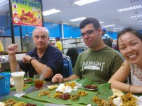 Banana Leaf with Co-Workerss