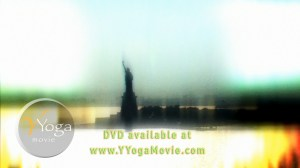 Y Yoga Movie Prod Still Statue of Liberty