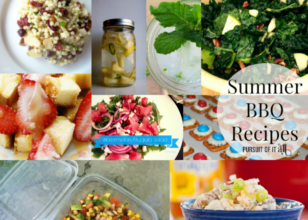10 Summer BBQ Recipes