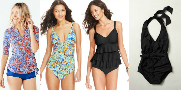 How To Choose A Bathing Suit
