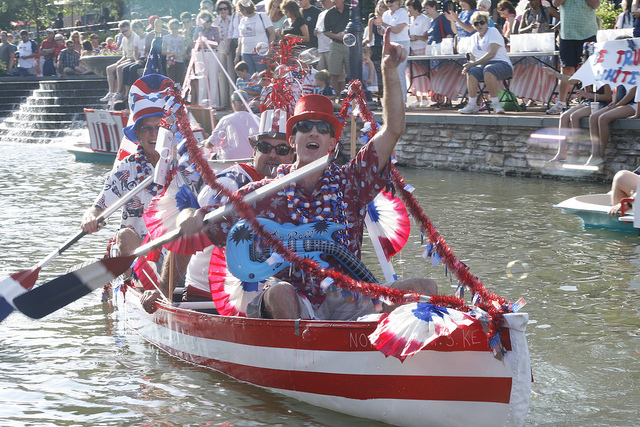 8 Must See Summer Festivals Near DC: Frederick's 4th - a great celebration in Frederick, MD!